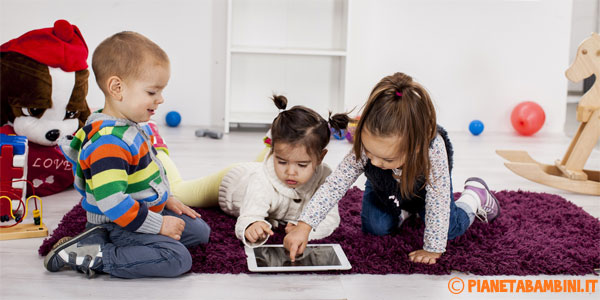 I migliori tablet per bambini da 3 a 6 anni