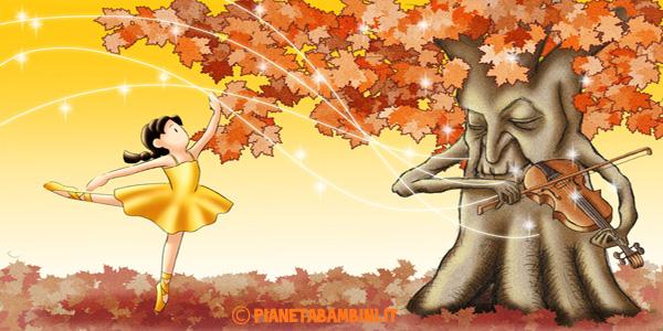 Canzoni sull'autunno per bambini