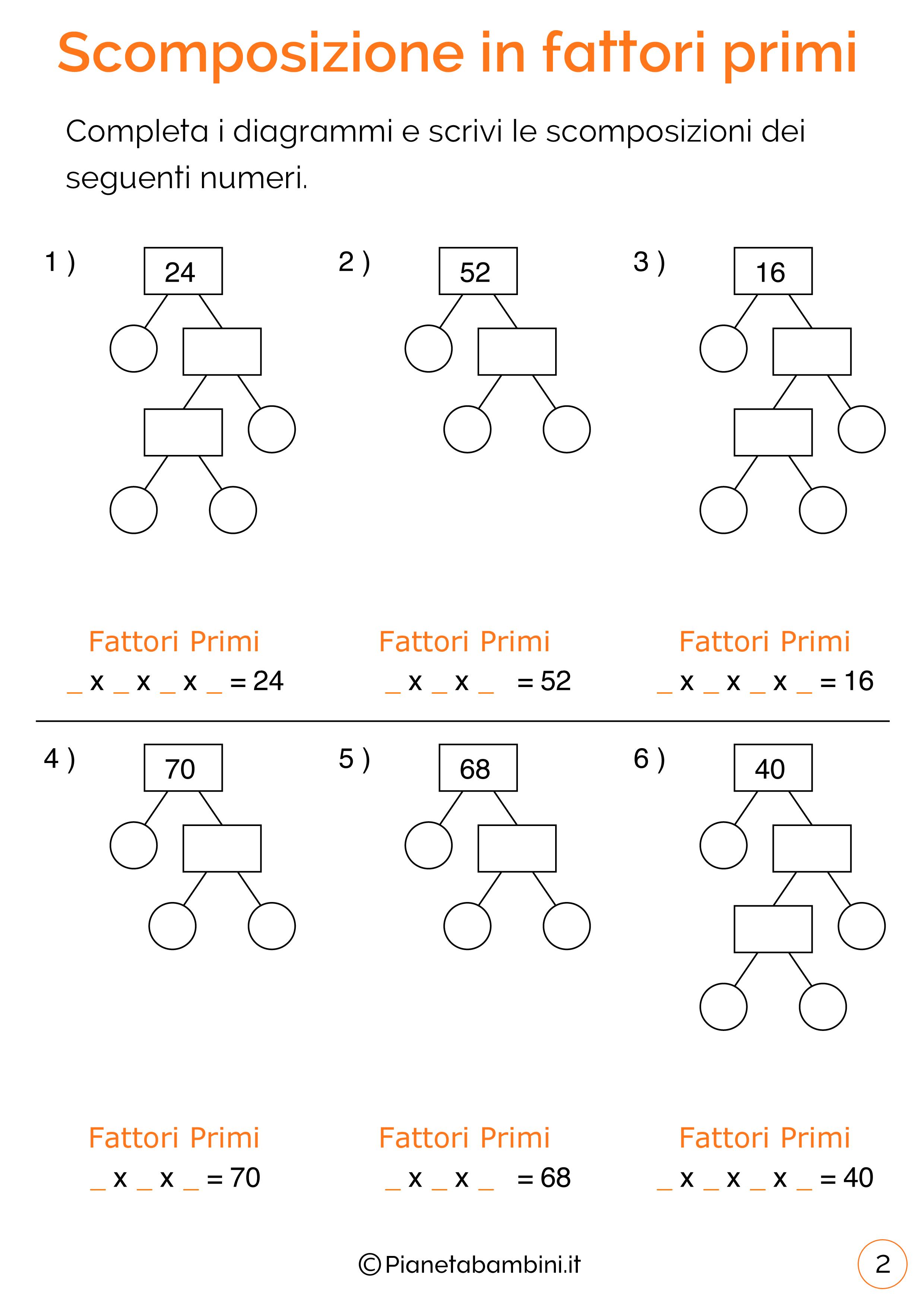 Esercizi-Scomposizione-Fattori-Primi-2