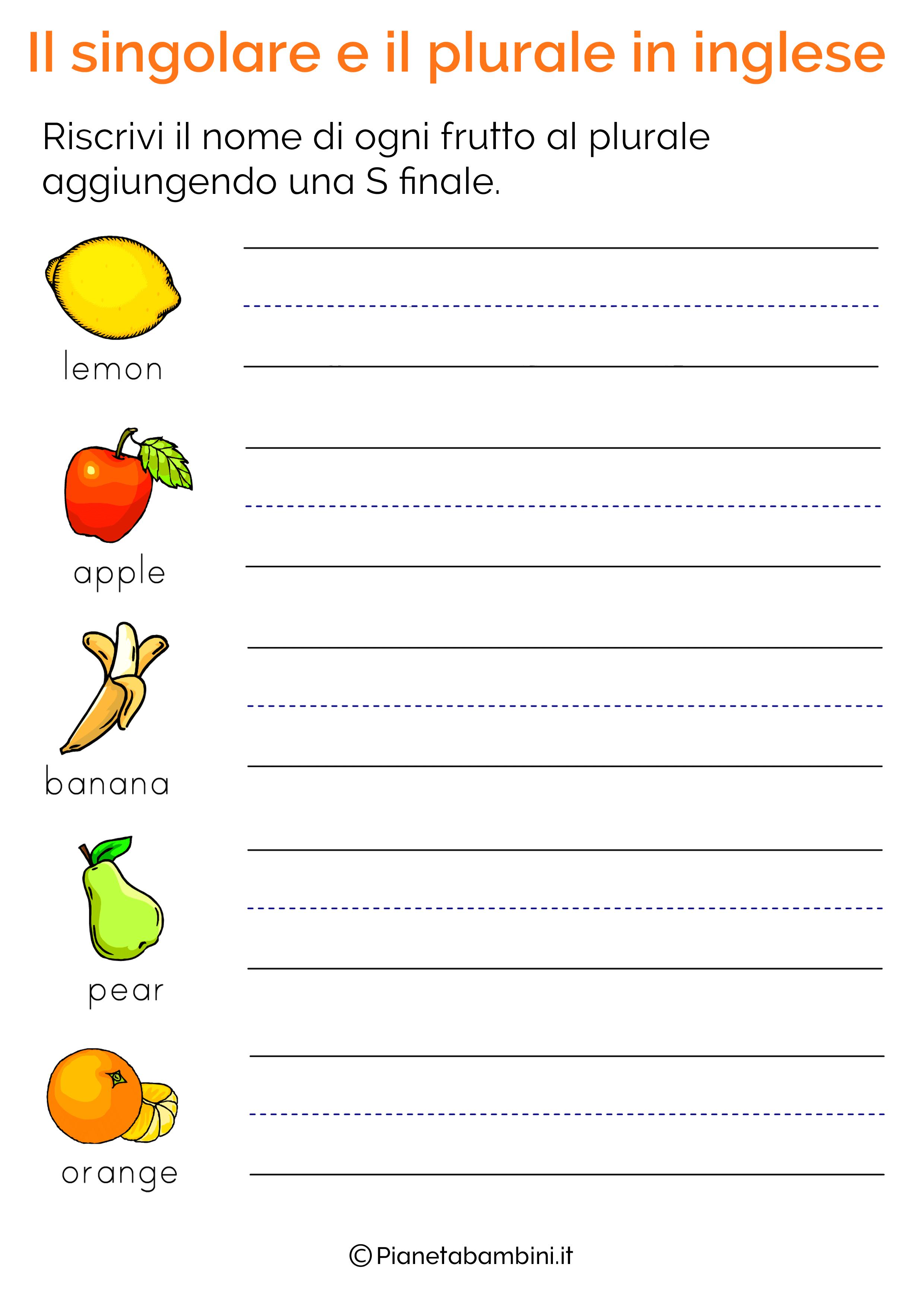 Esercizi-Singolare-Plurale-Inglese-05