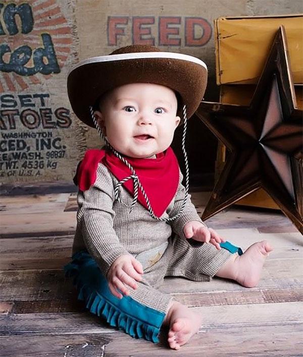 Come creare un costume da cowboy fai da te