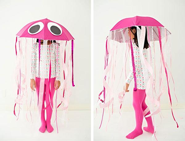 Come creare un costume da medusa fai da te