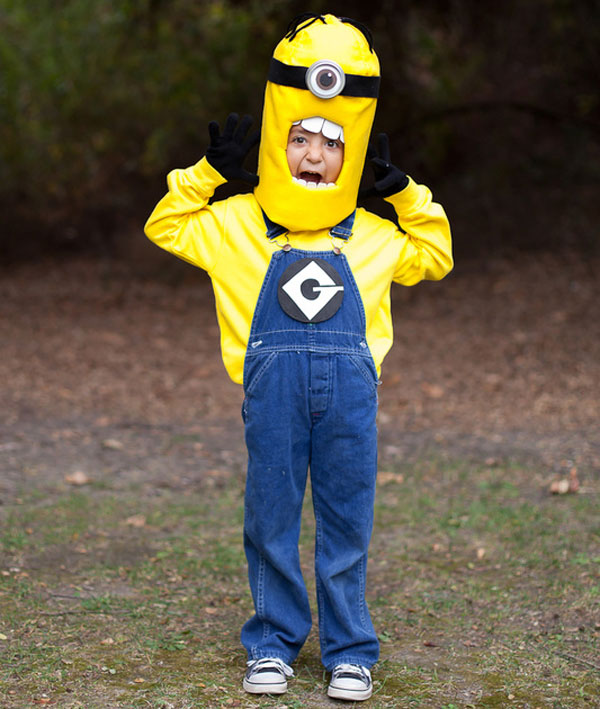 Come creare un costume da Minions giallo fai da te