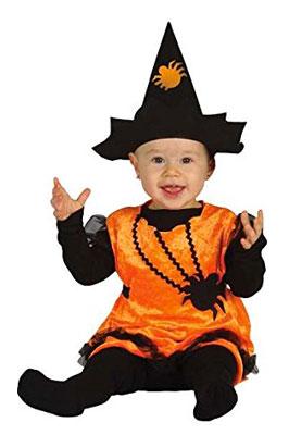 Costume di Halloween da streghetta