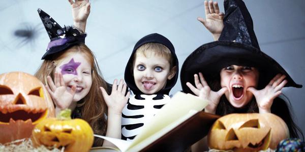 Idee per giochi da fare in una festa di Halloween per bambini