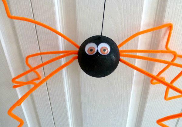 Modello di ragno di Halloween n.02