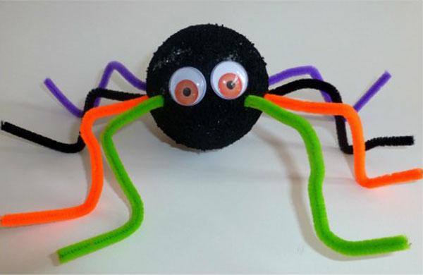 Modello di ragno di Halloween n.03
