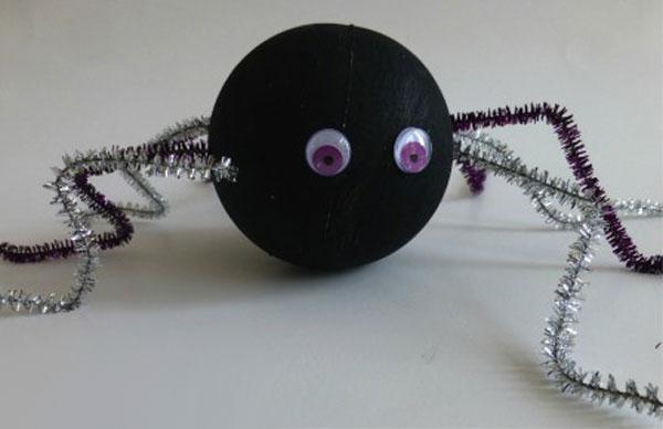 Modello di ragno di Halloween n.04