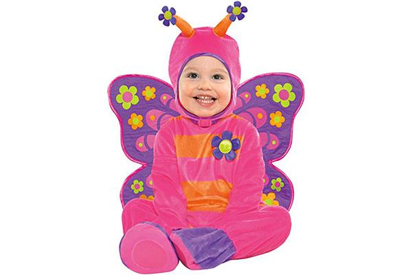 Costume di Halloween da farfalla per neonati