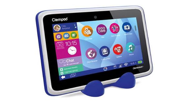 Tablet per bambini Clementoni Clempad 5-0 Plus