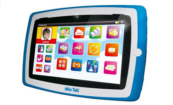 Tablet per bambini Lisciani Mio Tab Smart Evolution
