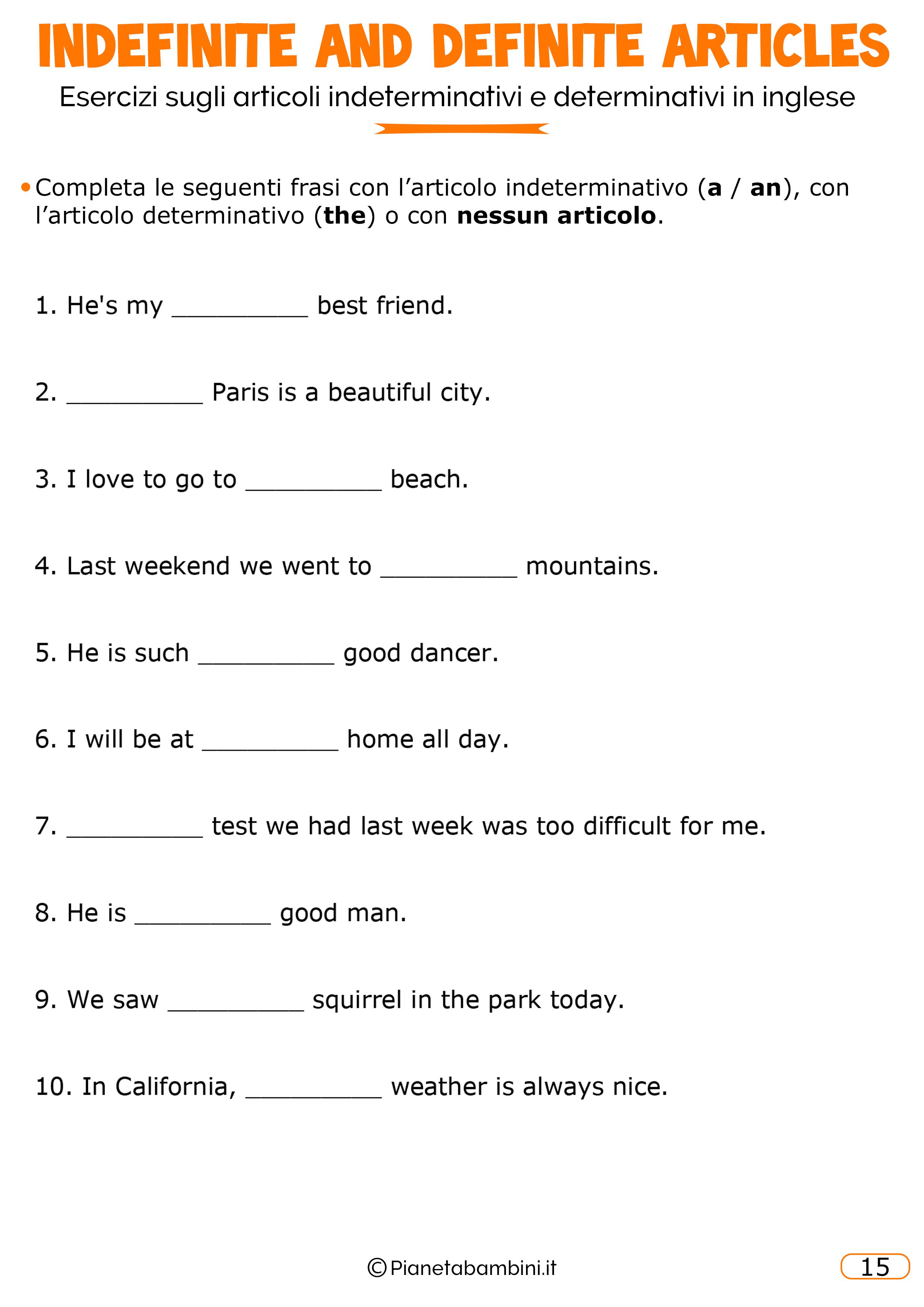 Esercizi-Articoli-Inglese-15