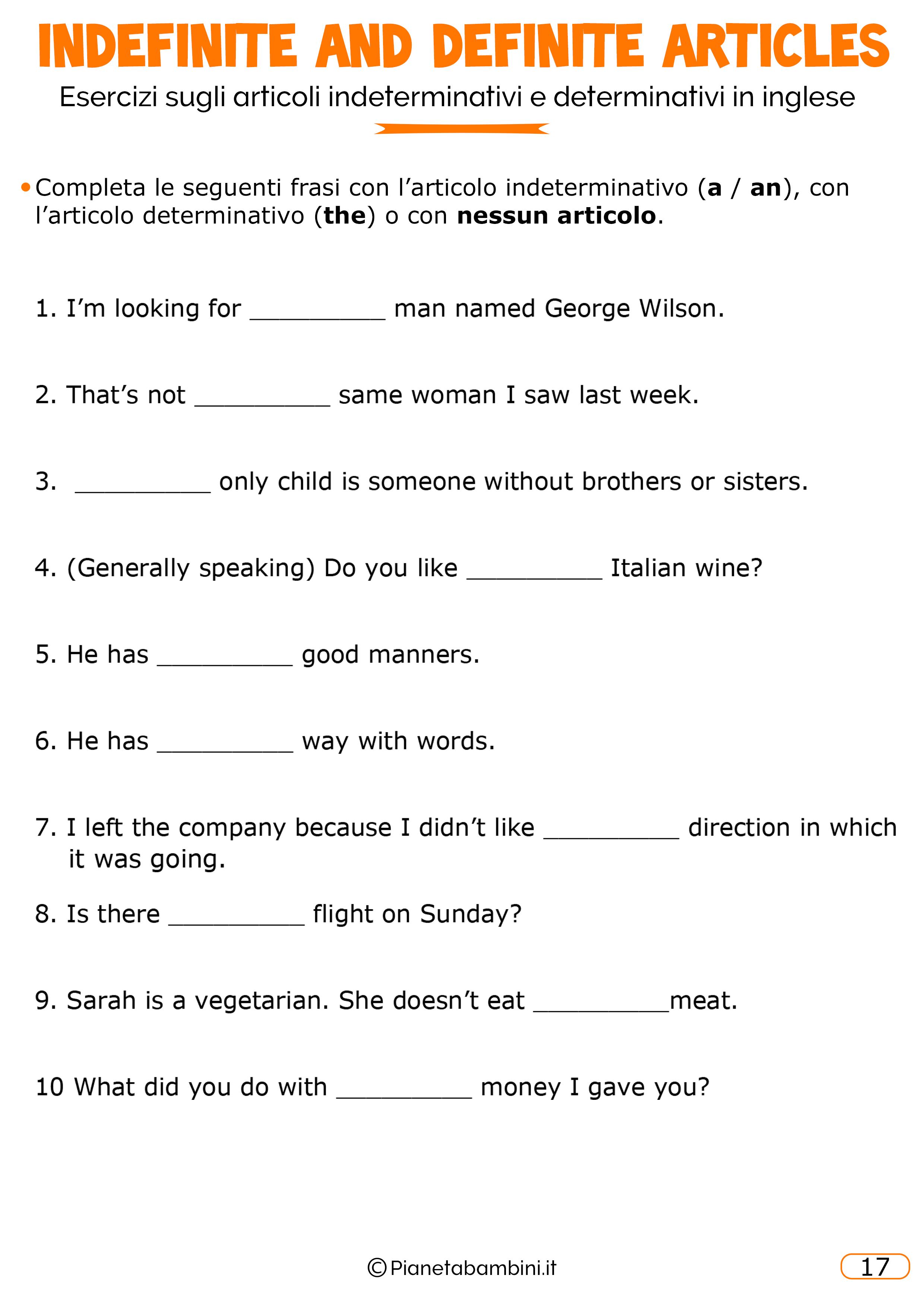 Esercizi-Articoli-Inglese-17