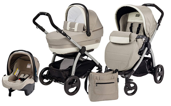 Passeggino trio Peg Perego Trio Book Plus