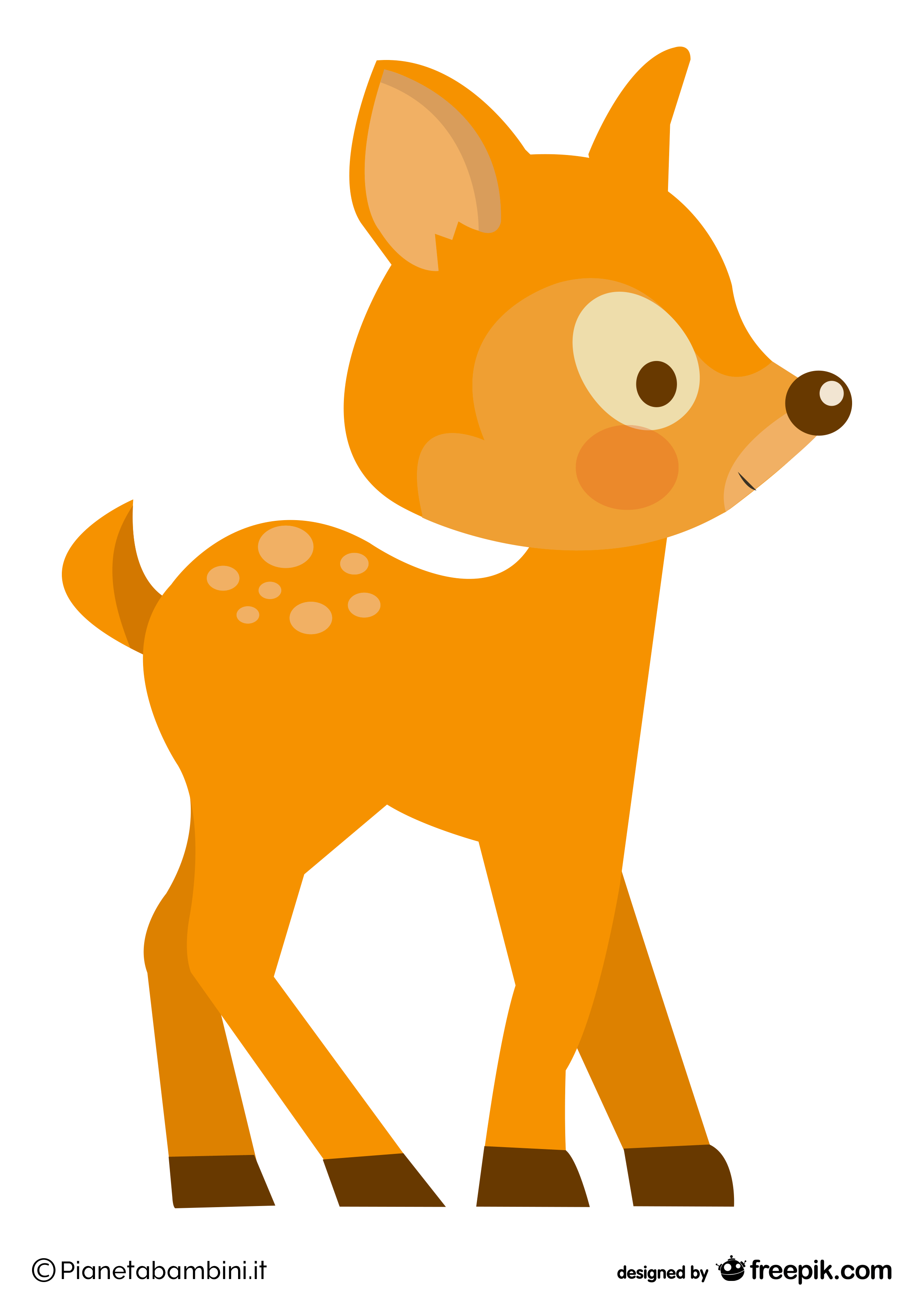 Addobbi-Primavera-Cerbiatto