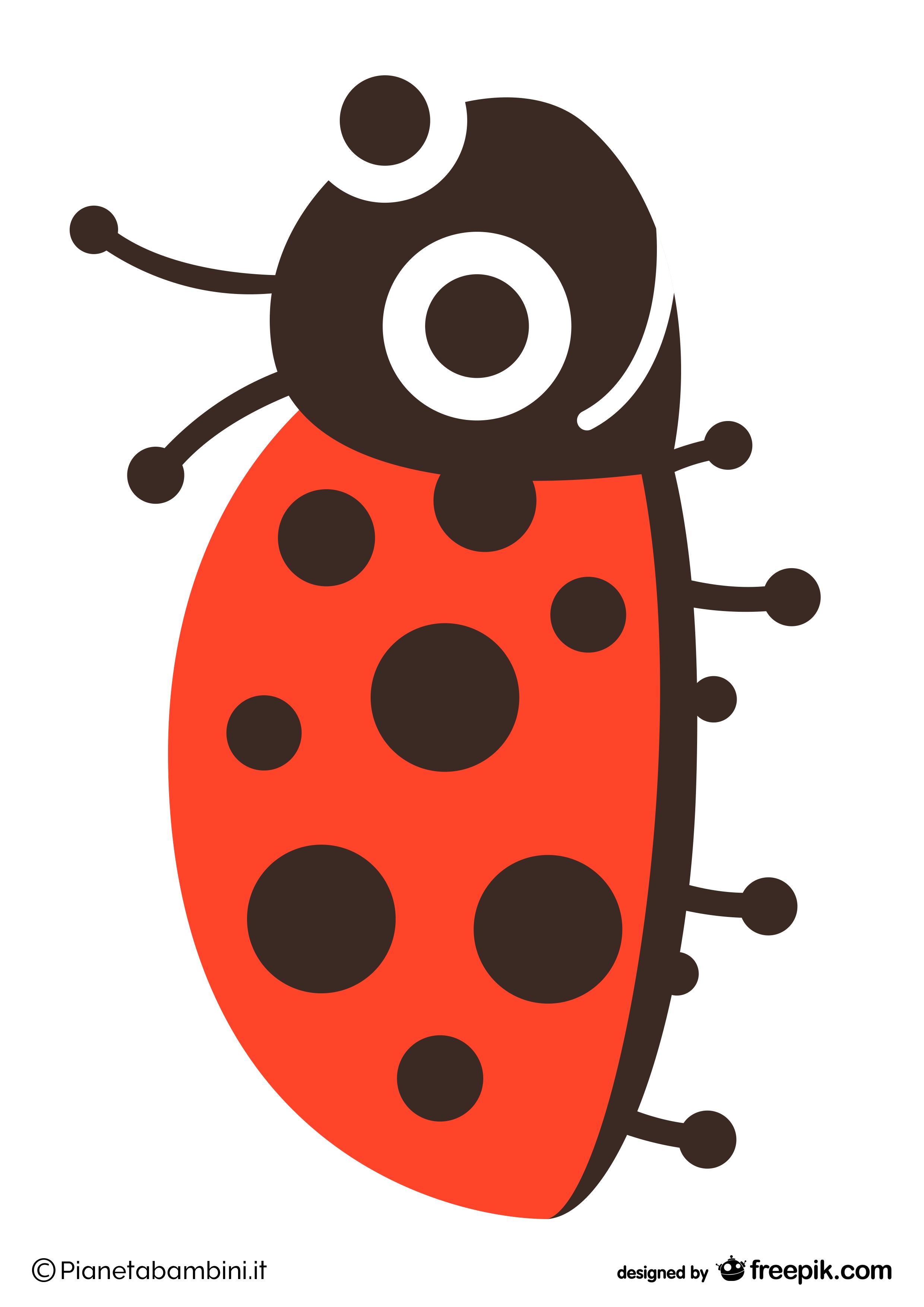 Addobbi-Primavera-Coccinella
