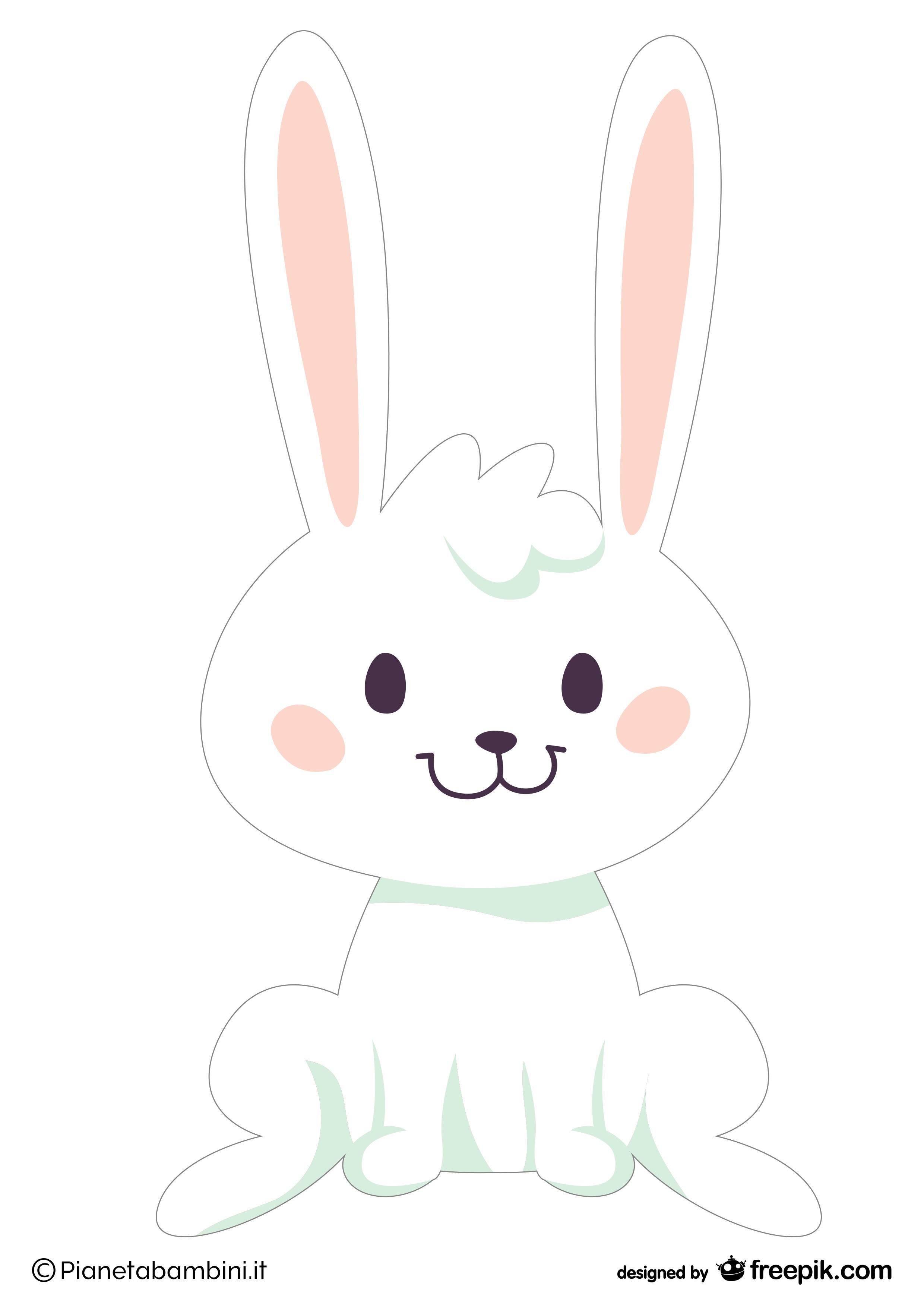 Addobbi-Primavera-Coniglio