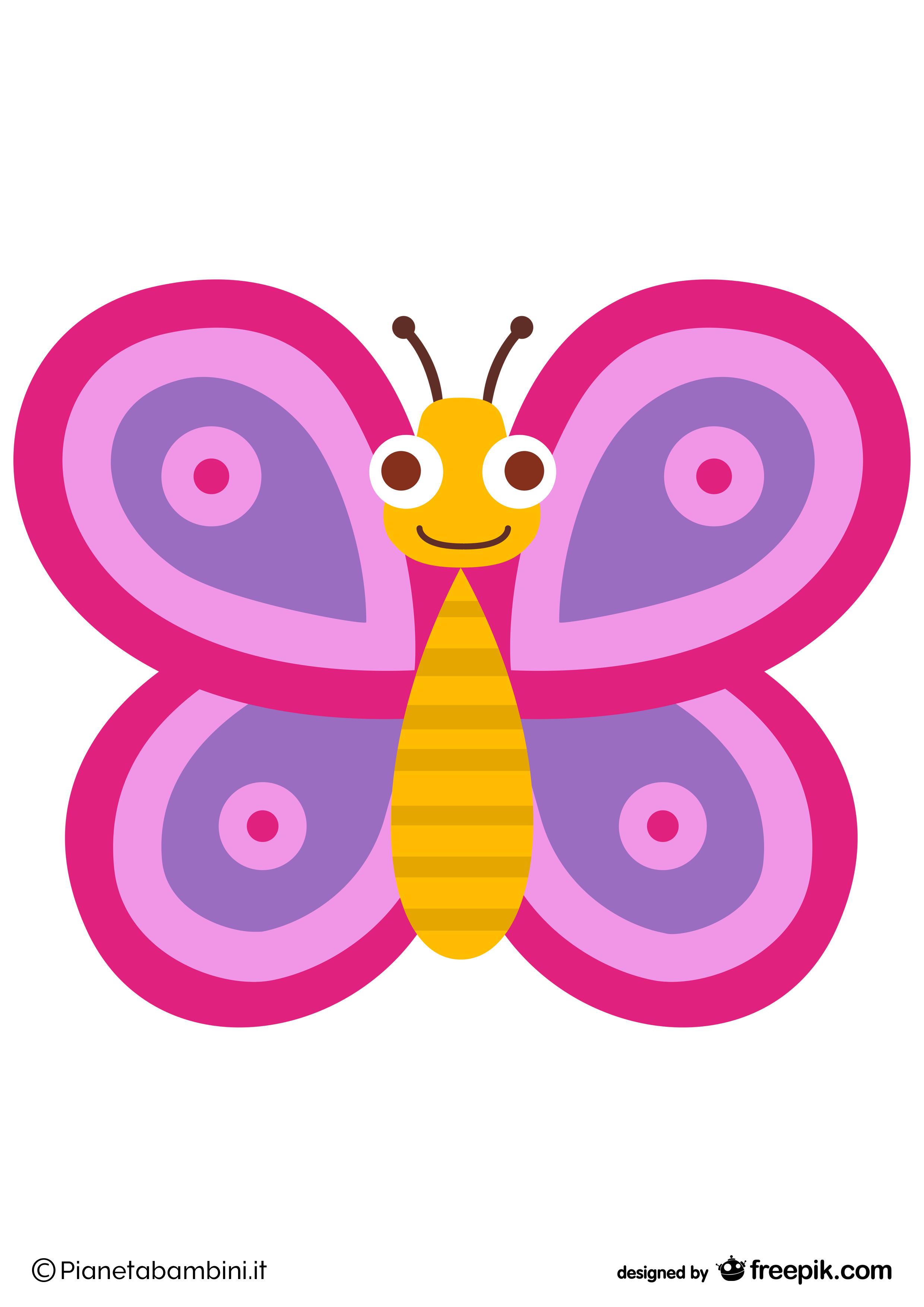 Addobbi-Primavera-Farfalla
