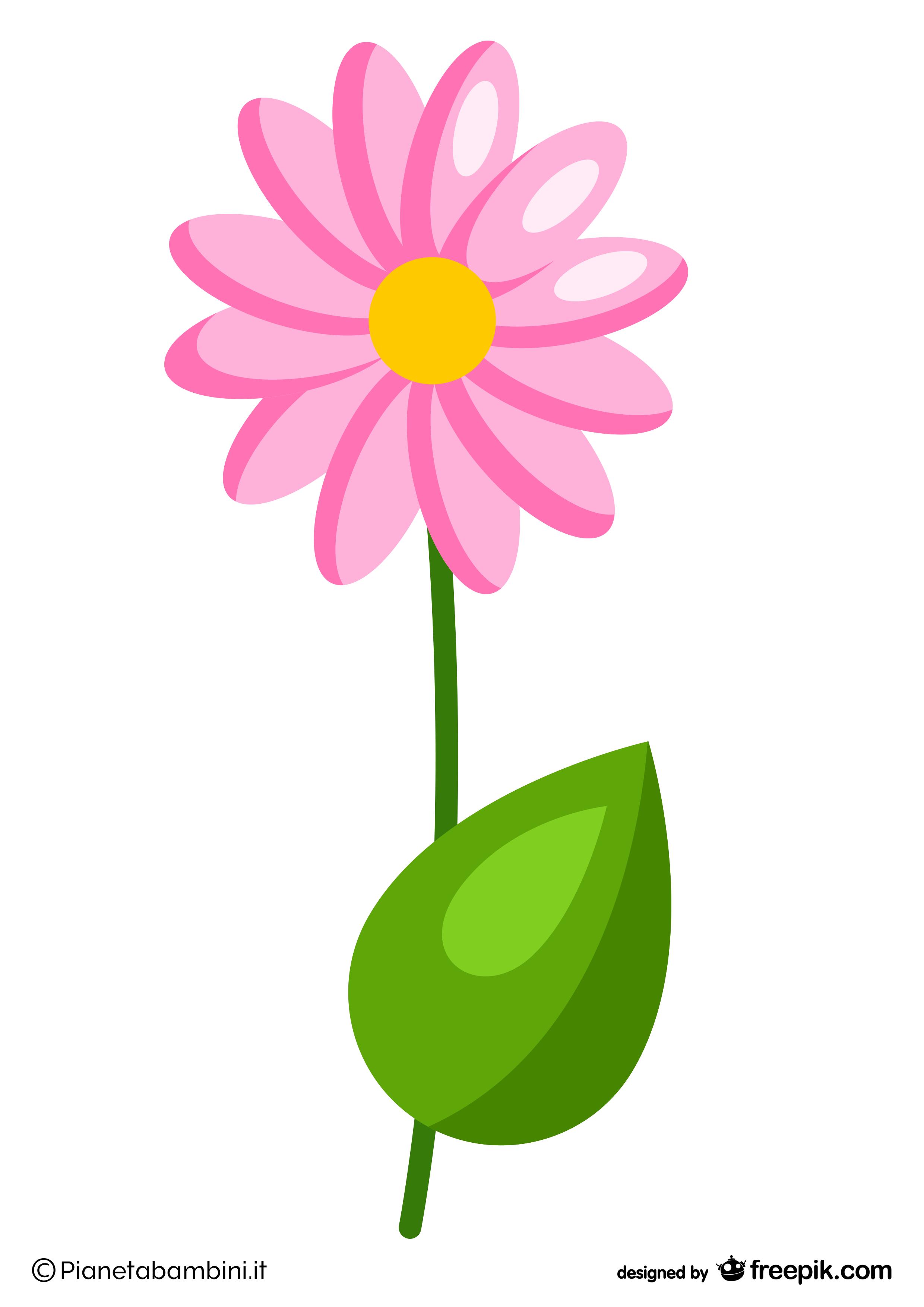 Addobbi Di Primavera Per Finestre Aule E Camerette Da Stampare