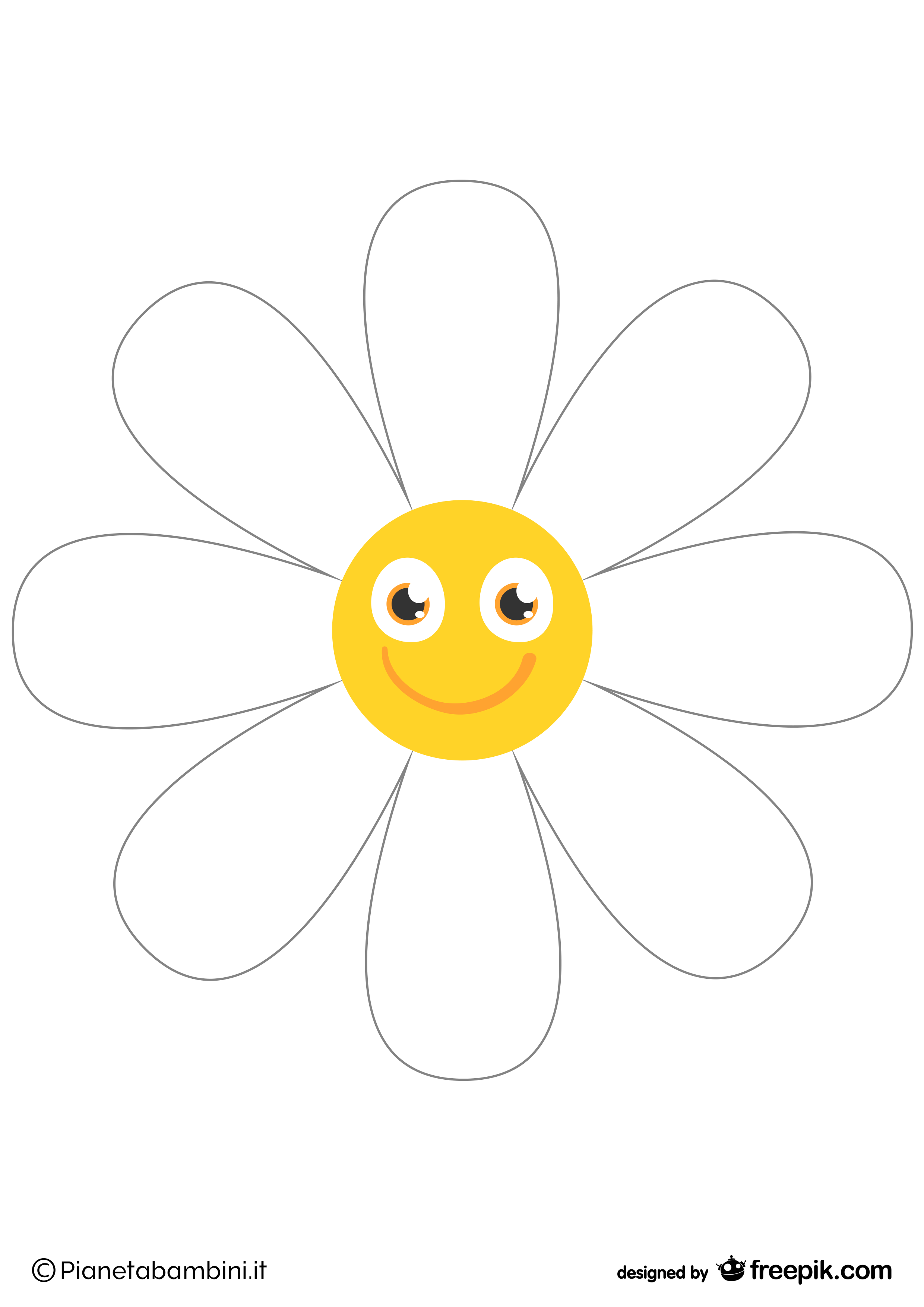Addobbi di primavera per finestre aule e camerette da stampare - Disegni di natale per finestre ...