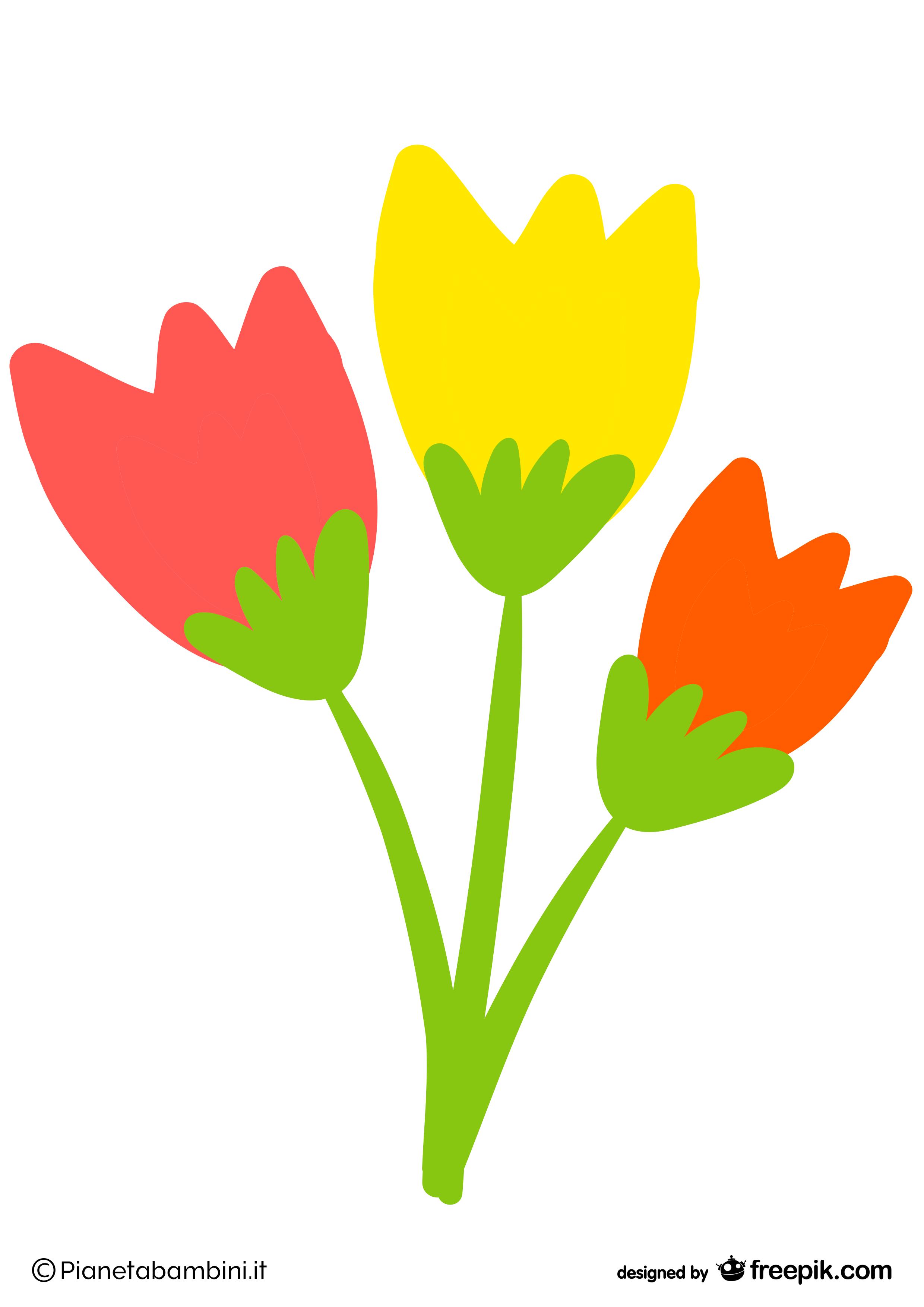 Addobbi-Primavera-Tulipani