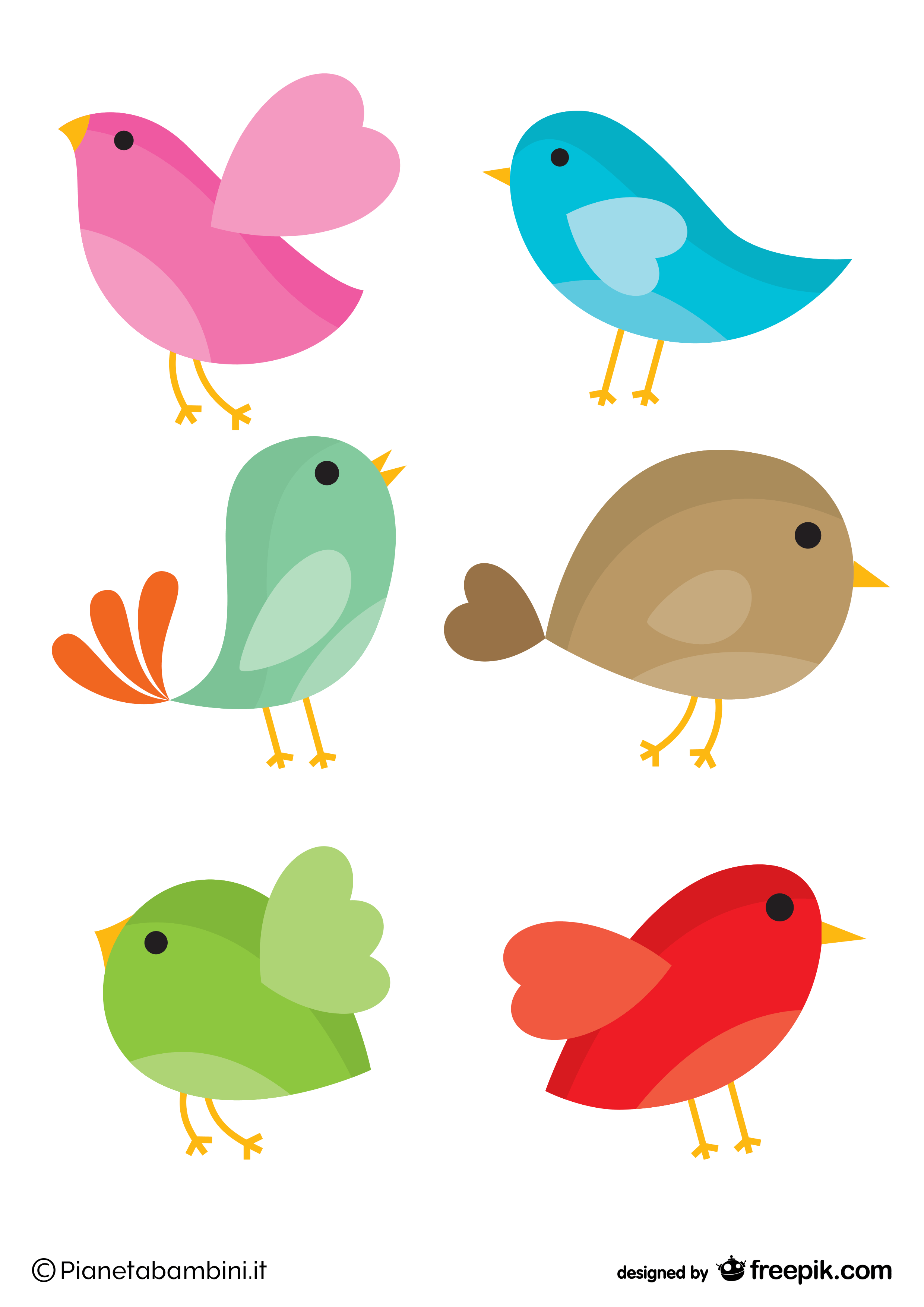 Addobbi-Primavera-Uccelli