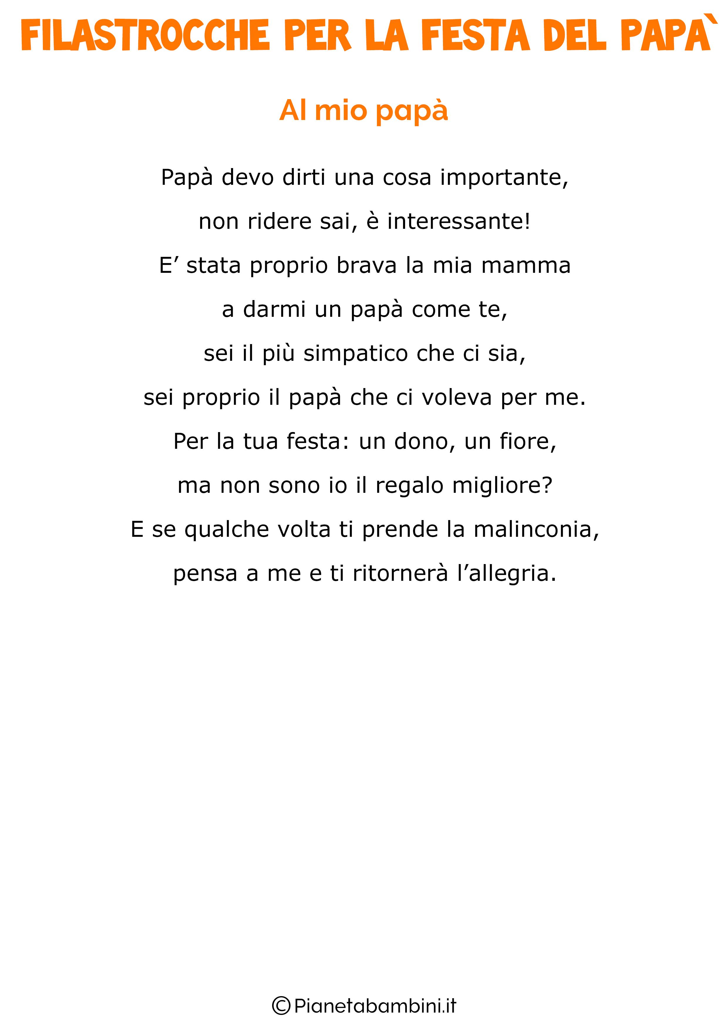Al-Mio-Papa
