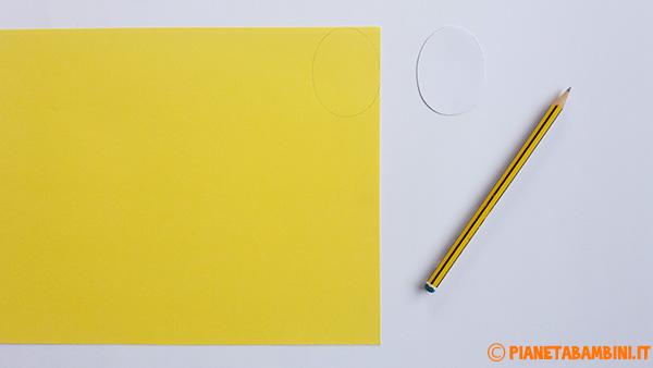 Come disegnare la sagoma del pulcino