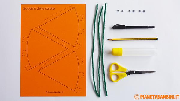 Materiale-Carote-Cartoncino