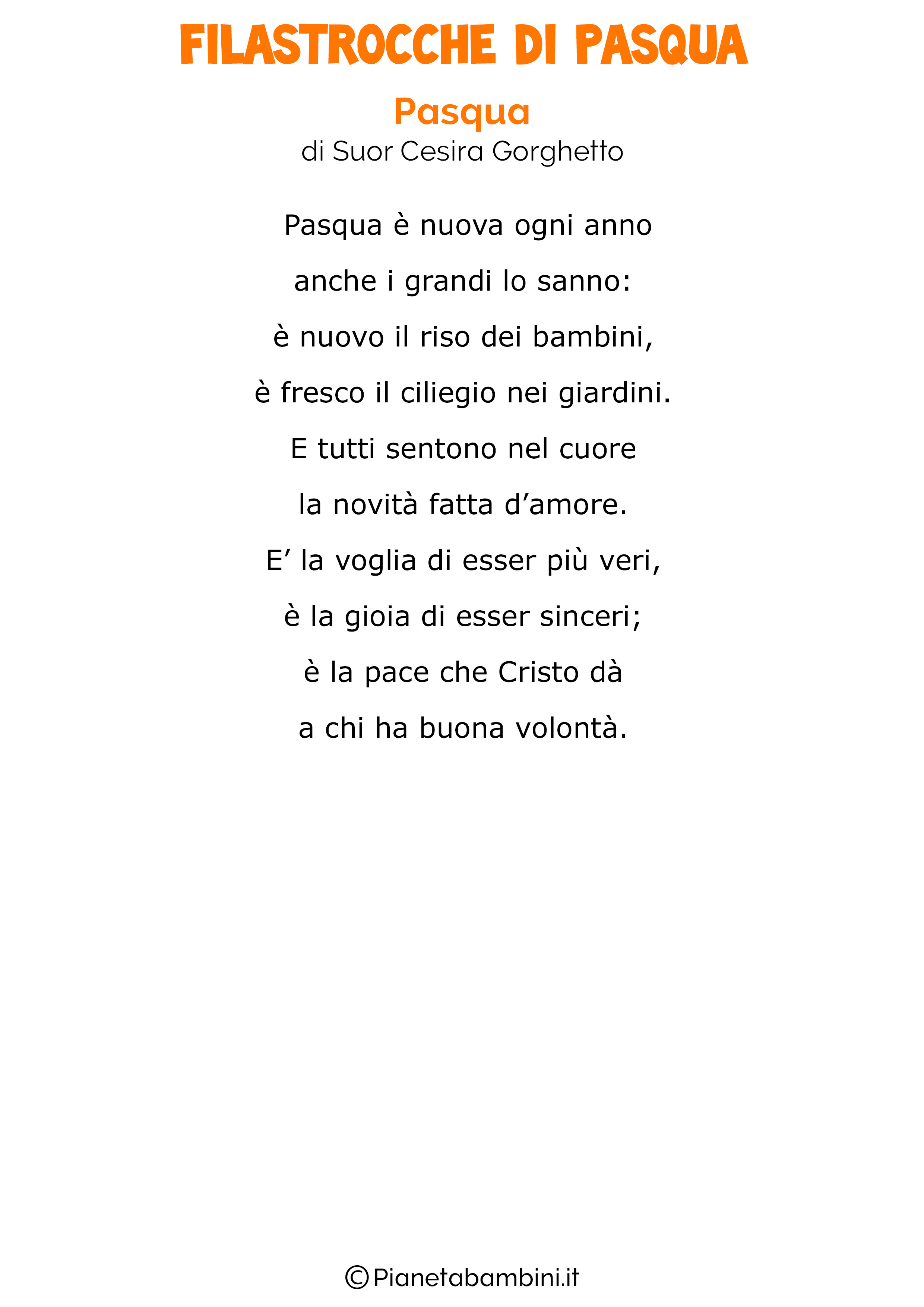 Pasqua-Suor-Cesira-Gorghetto