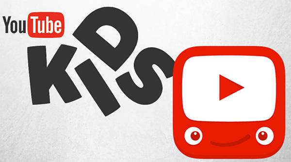 App YouTube Kids creata per bambini