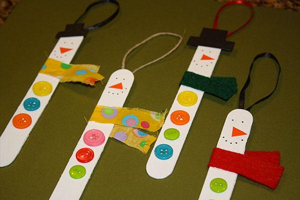 Presepe Con Bastoncini Di Legno : Idee per lavoretti con bastoncini da gelato in legno