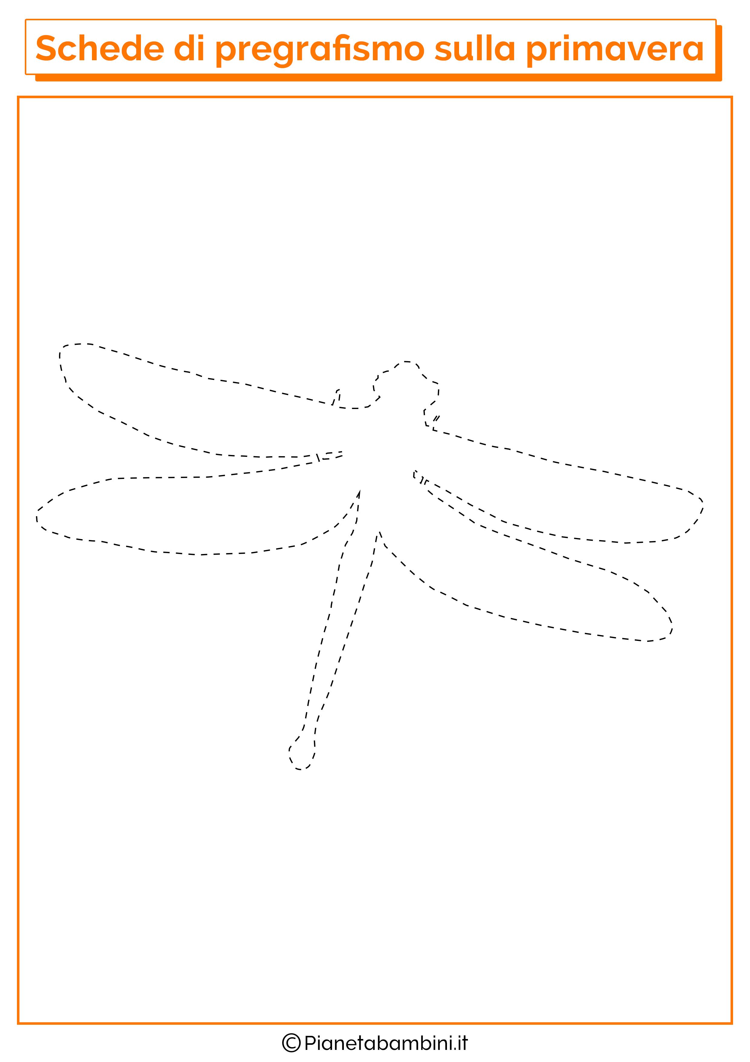 Pregrafismo-Primavera-Libellula