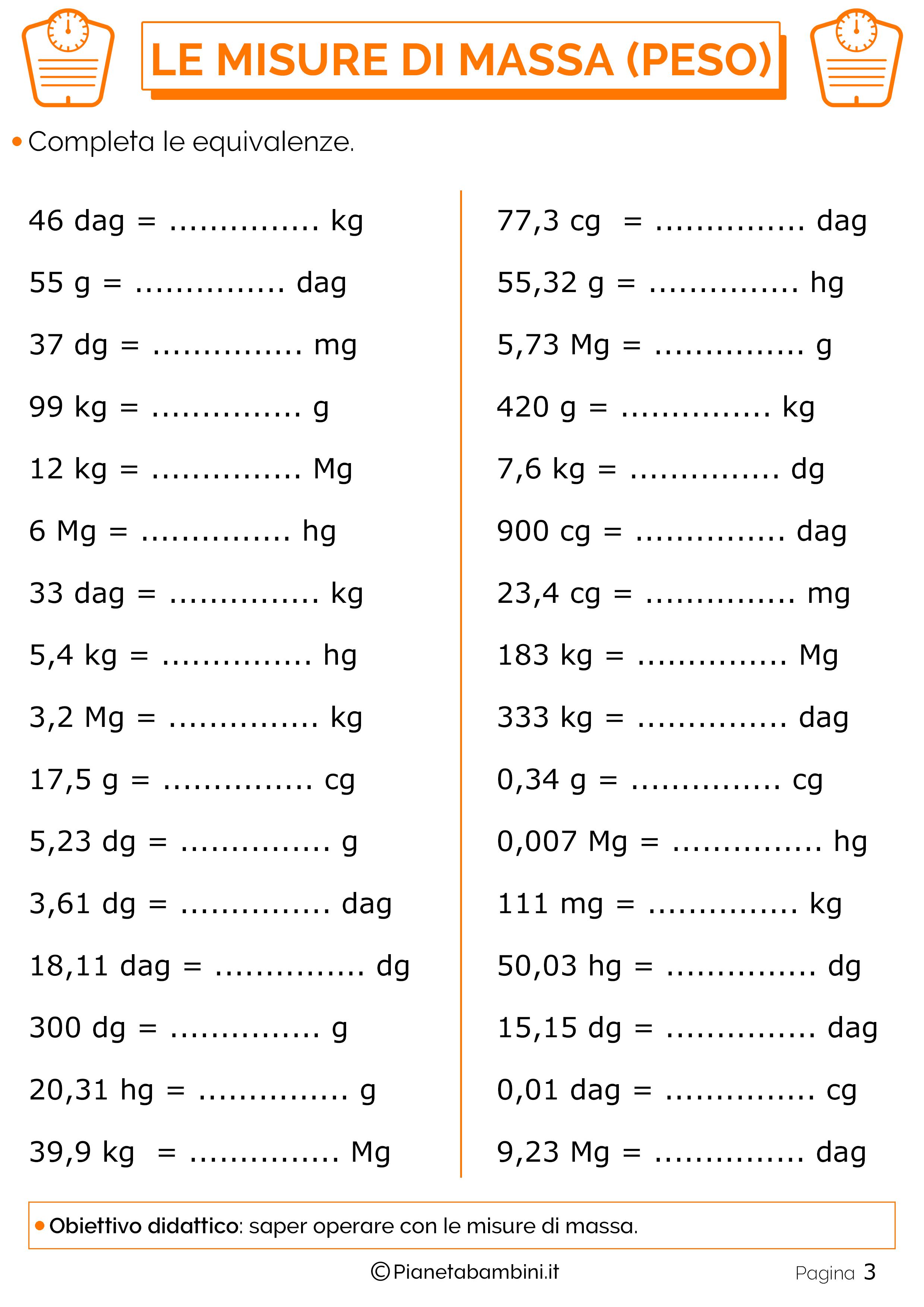 Equivalenze-Misure-Massa-Peso-1