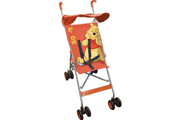 Passeggino leggero ed economico Disney Winnie The Pooh