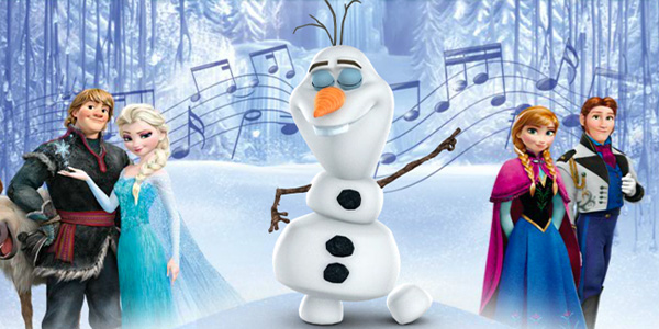 Canzoni di Frozen in italiano da ascoltare online