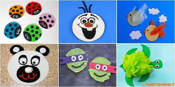 Come creare dei bellissimi lavoretti per bambini con CD riciclati