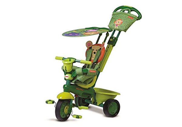 Triciclo con maniglione Royal di Fisher Price