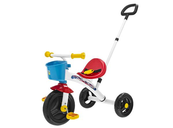 Triciclo con maniglione U Go di Chicco