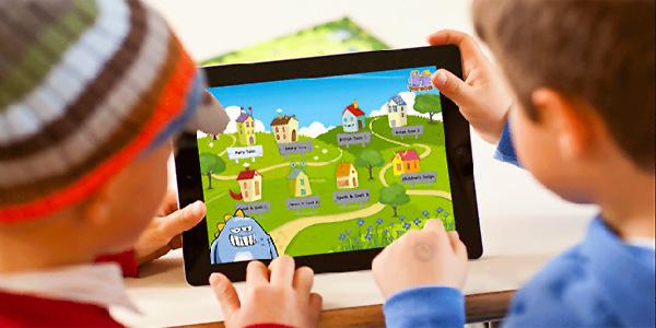 App Imparare l'Inglese Giocando per Android e iOS per bambini