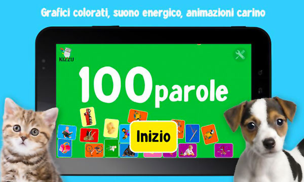 Immagine dell'app per neonati 100 parole