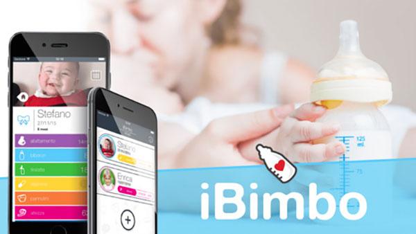 Immagine dell'app per neonati iBimbo