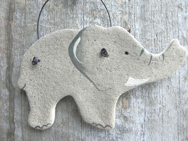 Come creare un elefante con la pasta di sale