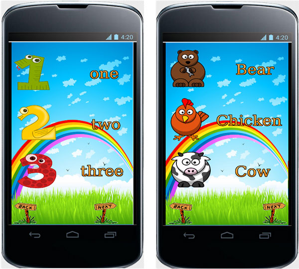 Immagine dell'app Imparare l'inglese per bambini