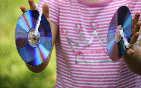 Come creare dei piatti con vecchi CD