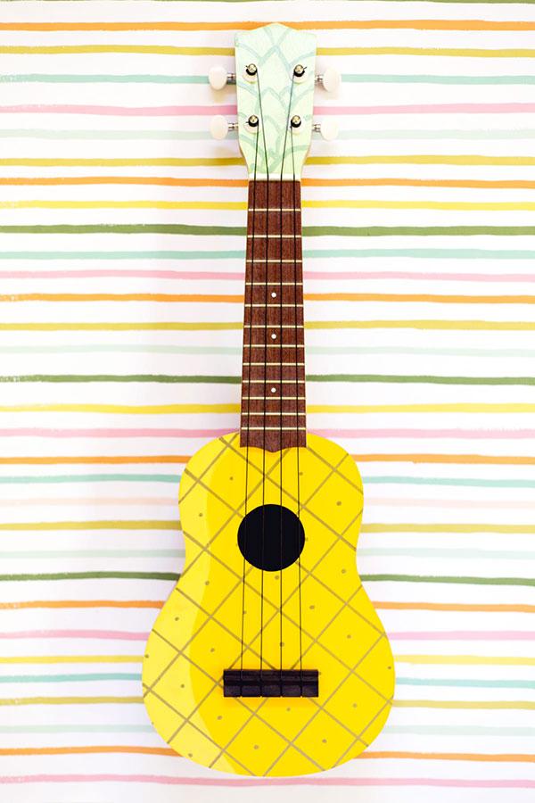 Come creare un ukulele fai da te