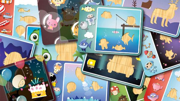 App per bambini Puzzle Bimbi