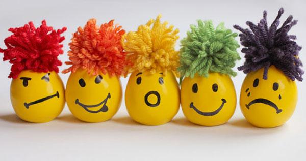 Palline antistress create con palloncini