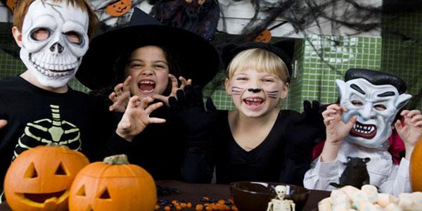 Idee per organizzare una festa di Halloween per bambini