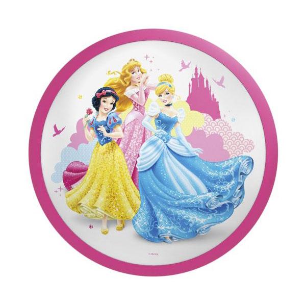 Lampada da soffitto delle Principesse Disney per la cameretta delle bambine